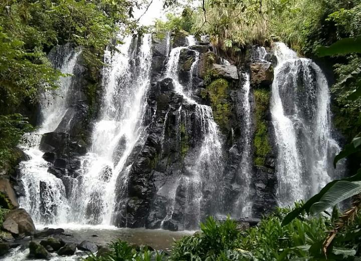 La Bujona, una cascada jinotegana llena de mitos y frescura