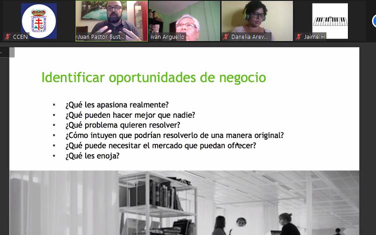 Agentes culturales aprenden online modelos de negocio